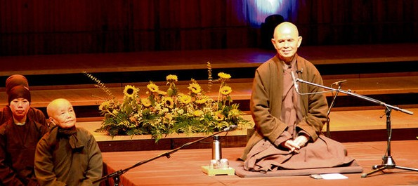 Mindfulness with Buddhist Monks
